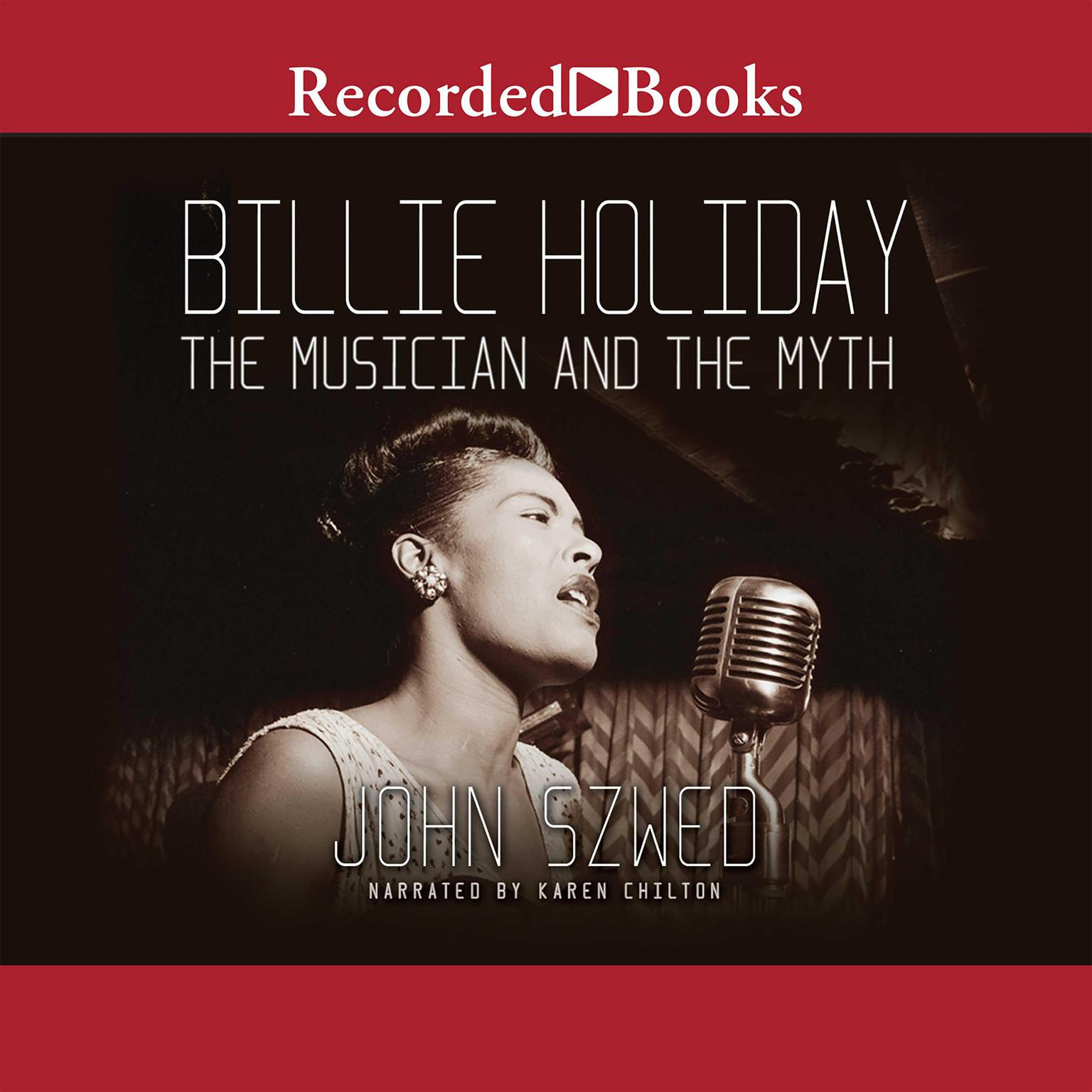 Printable Billie Holiday: The Musician and the Myth Audiobook Cover Art