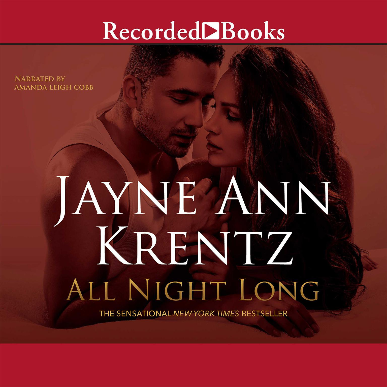 Printable All Night Long Audiobook Cover Art