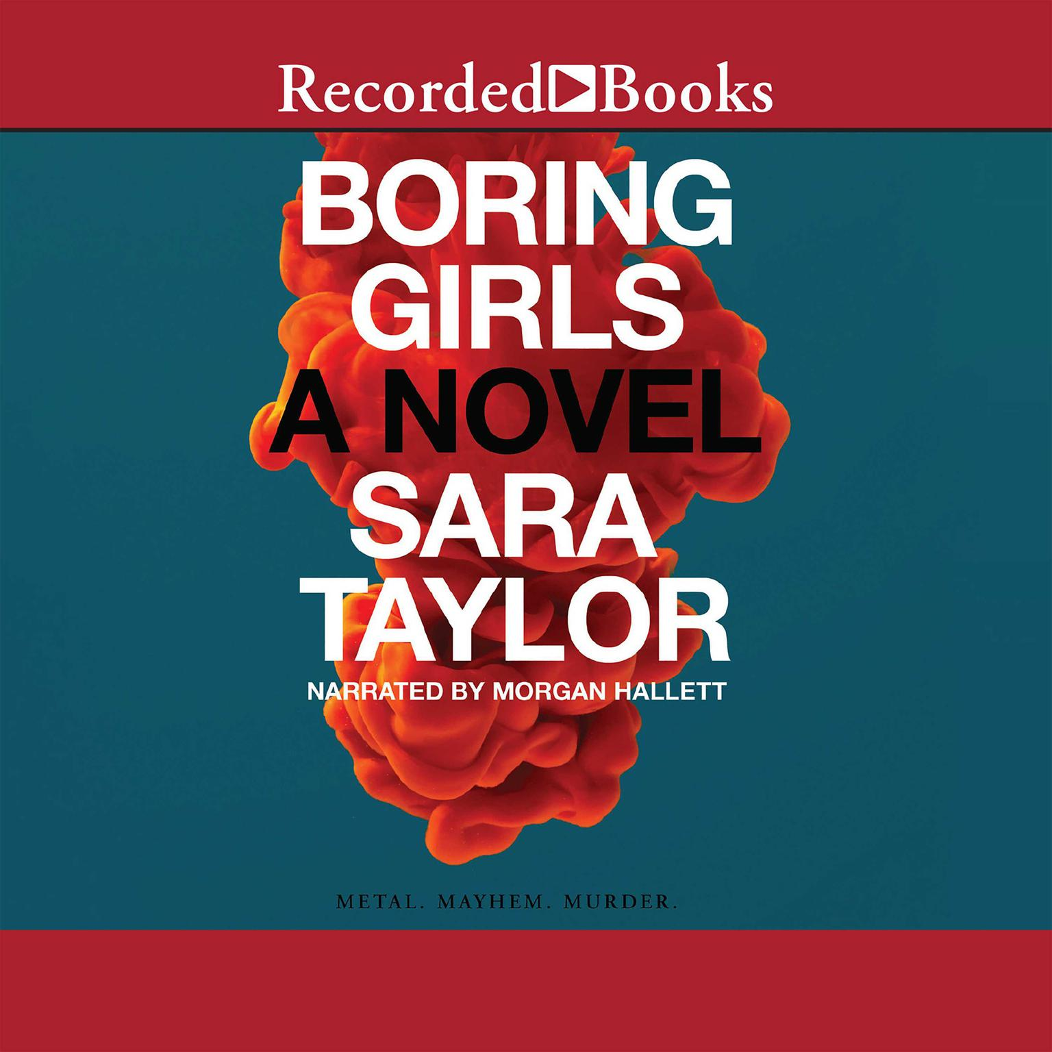 Printable Boring Girls: A Novel Audiobook Cover Art