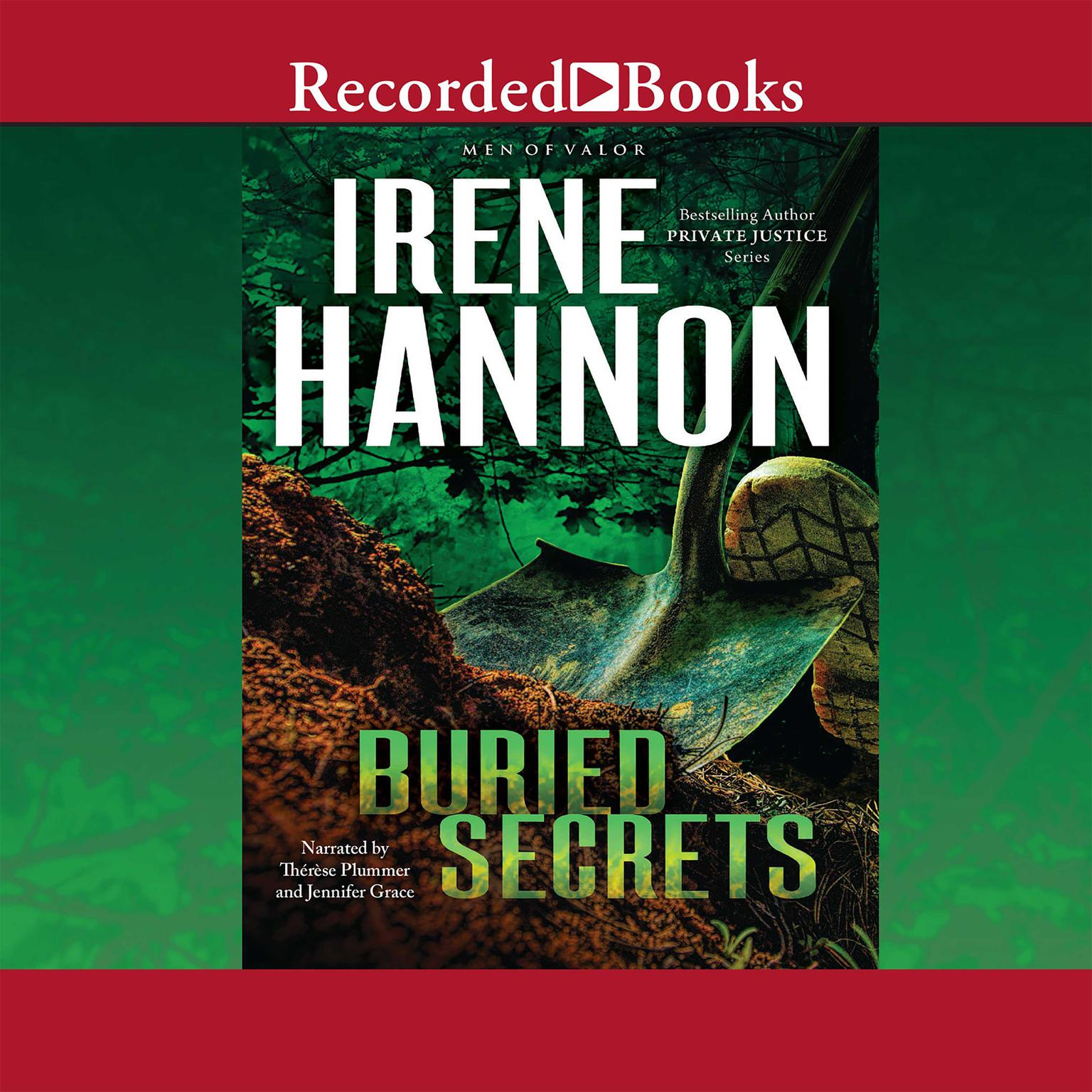 Printable Buried Secrets: A Novel Audiobook Cover Art