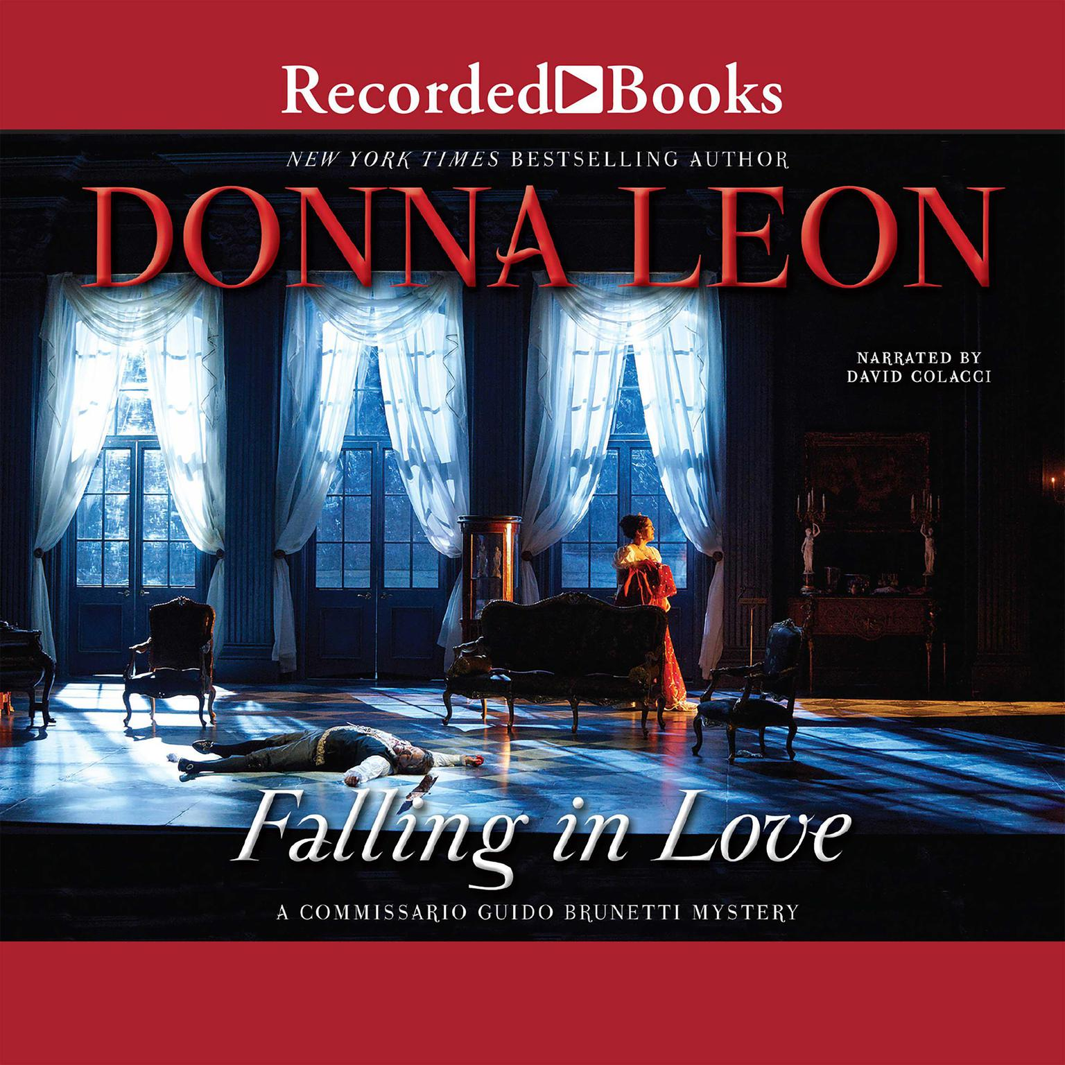 Printable Falling in Love Audiobook Cover Art