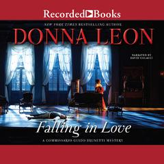 Falling in Love Audiobook, by Donna Leon