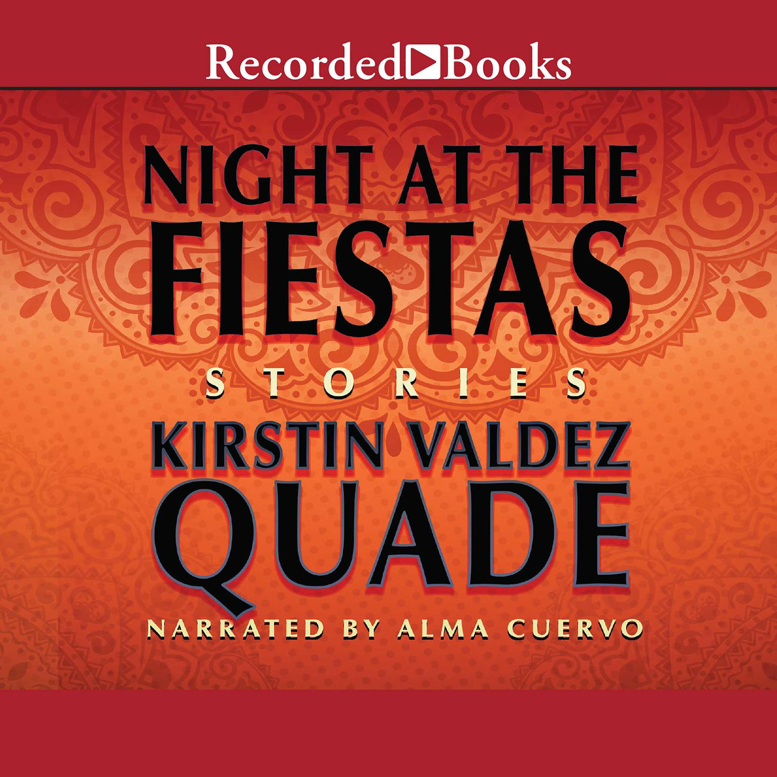 Printable Night at the Fiestas: Stories Audiobook Cover Art