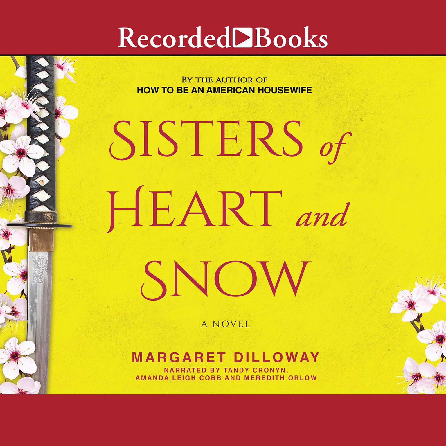 Printable Sisters of Heart and Snow Audiobook Cover Art