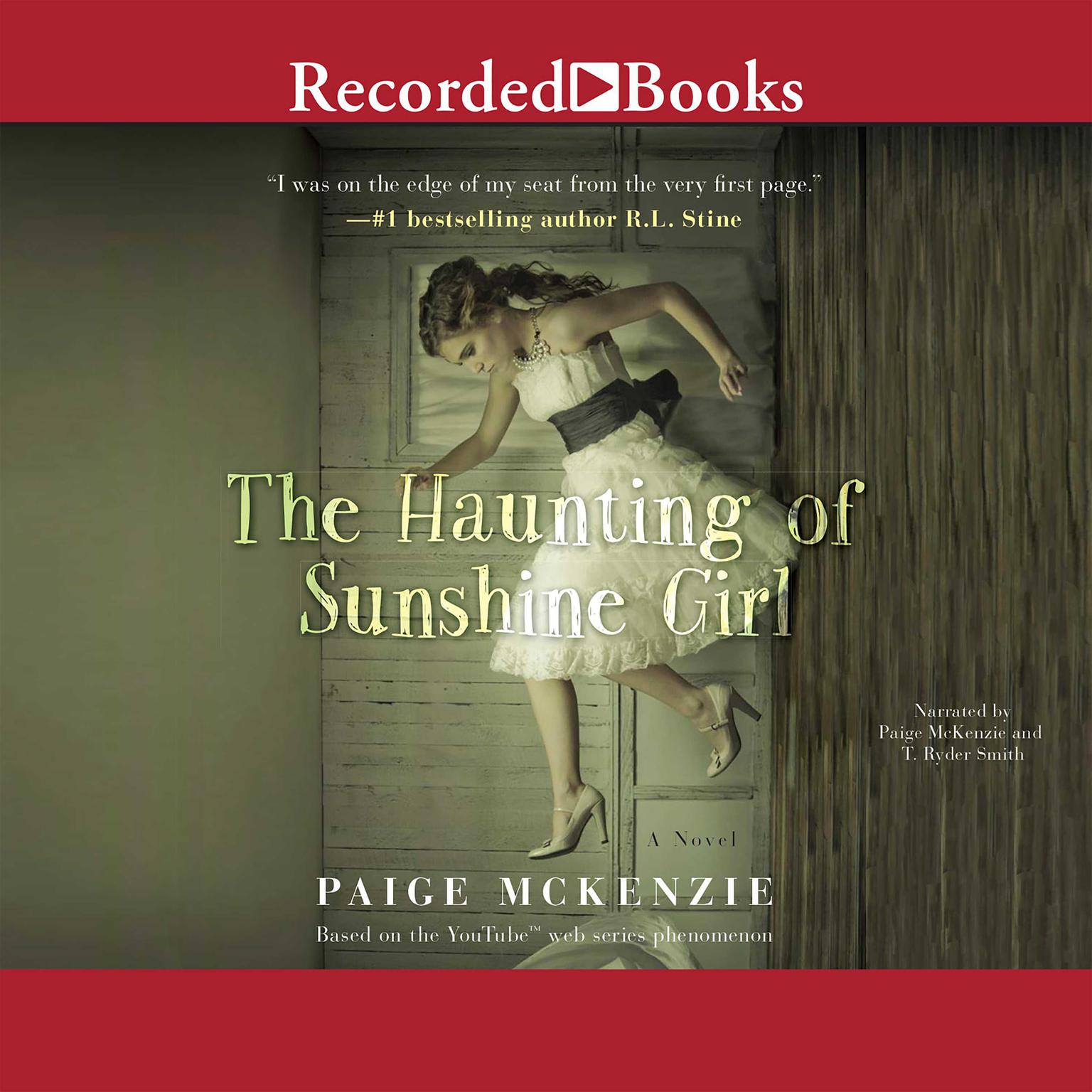 Printable The Haunting of Sunshine Girl Audiobook Cover Art