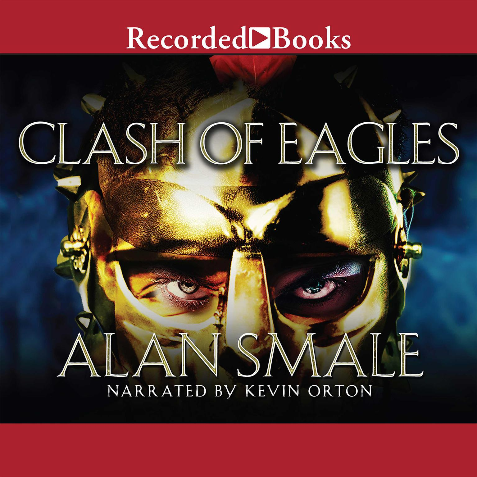 Printable Clash of Eagles Audiobook Cover Art