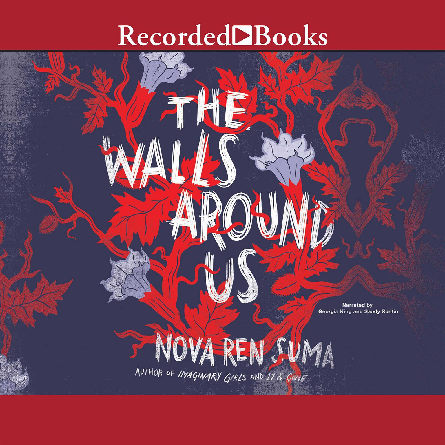 Printable The Walls around Us Audiobook Cover Art