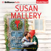 Marry Me at Christmas Audiobook, by Susan Mallery