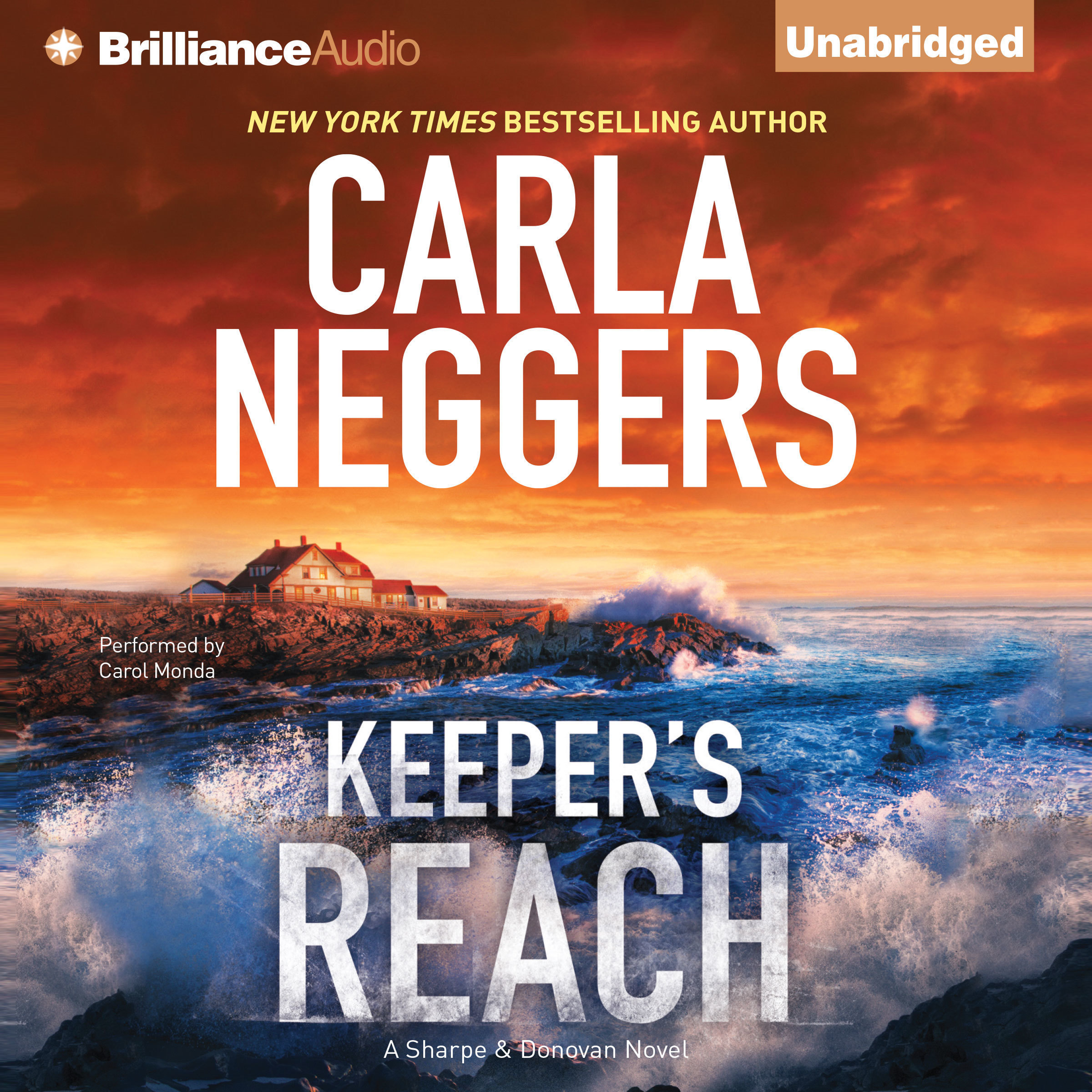 Printable Keeper's Reach Audiobook Cover Art