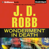 Wonderment in Death, by J. D. Robb