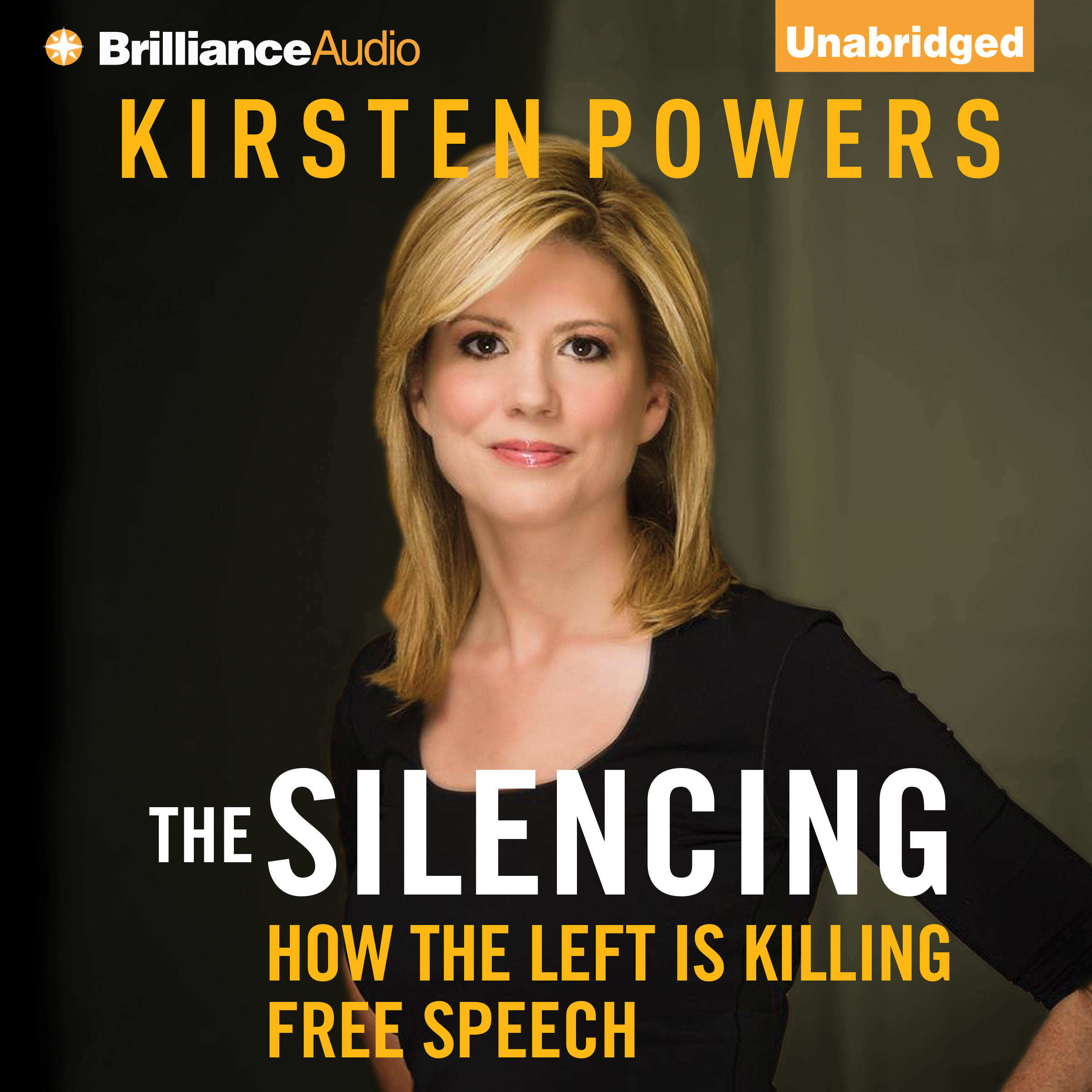 Printable The Silencing: How the Left is Killing Free Speech Audiobook Cover Art