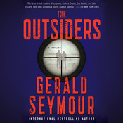 The Outsiders Audiobook, by Gerald Seymour