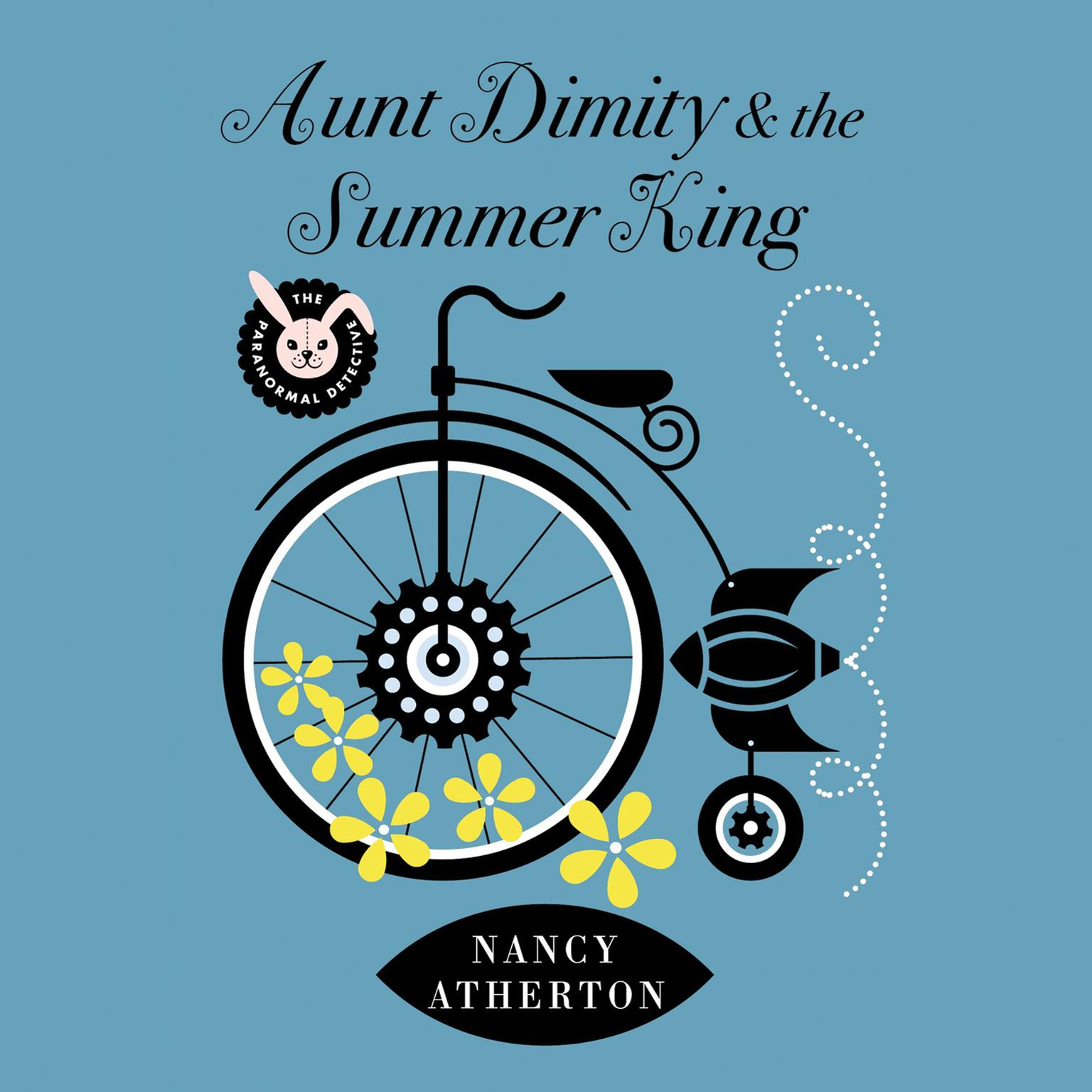Printable Aunt Dimity and the Summer King Audiobook Cover Art