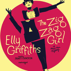 The Zig Zag Girl Audiobook, by Elly Griffiths