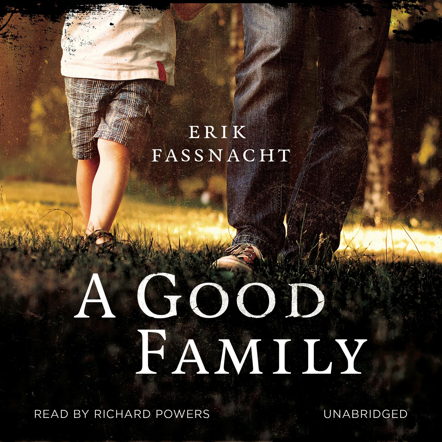Printable A Good Family Audiobook Cover Art