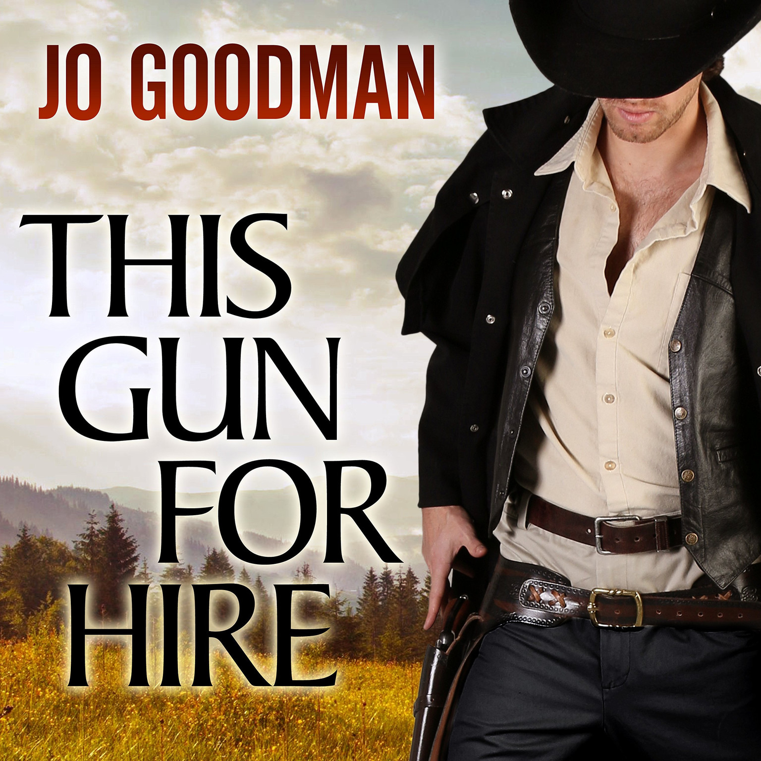 Printable This Gun for Hire Audiobook Cover Art