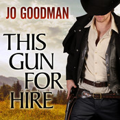 This Gun for Hire Audiobook, by Jo Goodman