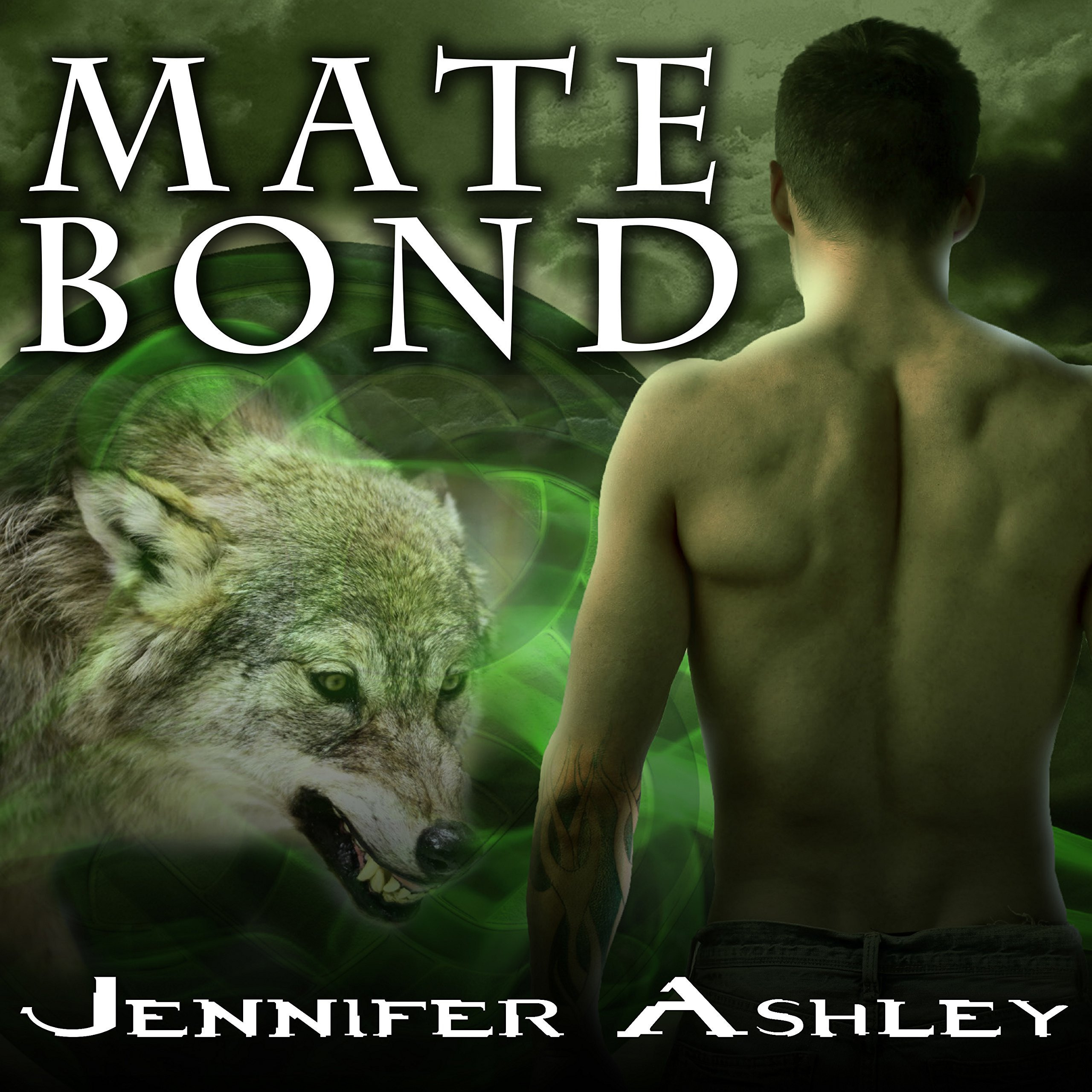 Printable Mate Bond Audiobook Cover Art