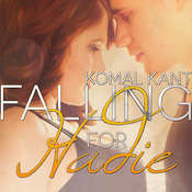 Falling for Hadie Audiobook, by Komal Kant