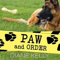 Paw and Order Audiobook, by Diane Kelly