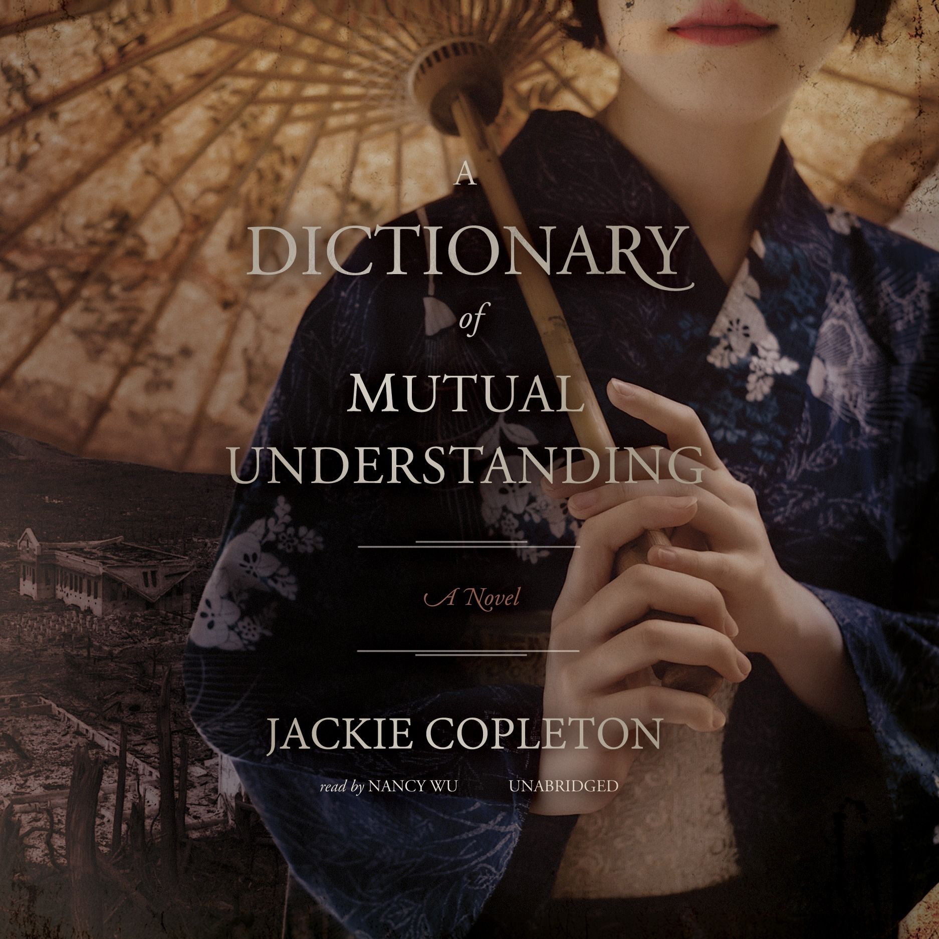 Printable A Dictionary of Mutual Understanding: A Novel Audiobook Cover Art