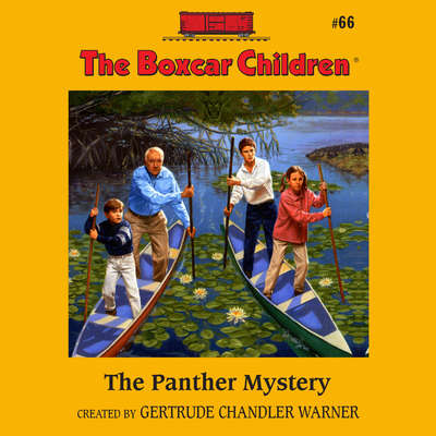 The Panther Mystery Audiobook, by Gertrude Chandler Warner