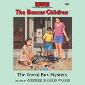 The Cereal Box Mystery Audiobook, by Gertrude Chandler Warner