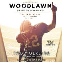 Woodlawn Audiobook, by Todd Gerelds