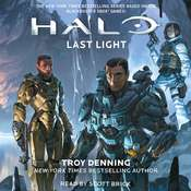 HALO: Last Light Audiobook, by Troy Denning