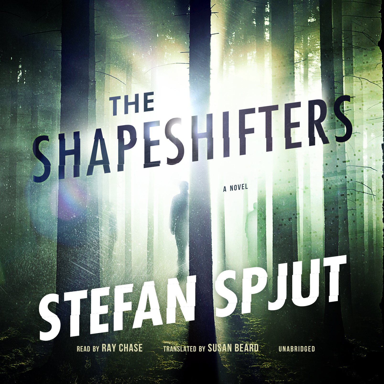 Printable The Shapeshifters Audiobook Cover Art