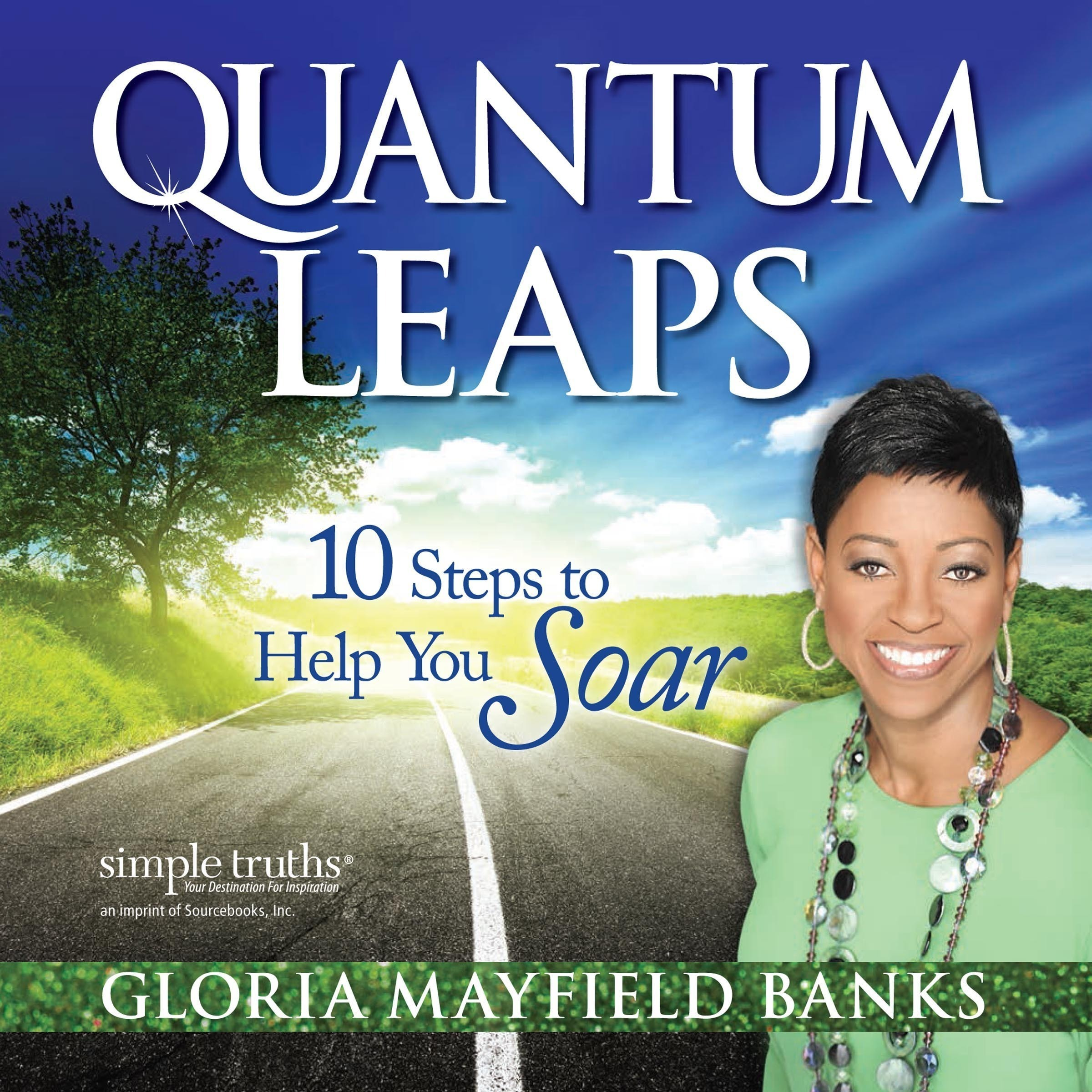 Printable Quantum Leaps: 10 Steps to Help You Soar Audiobook Cover Art