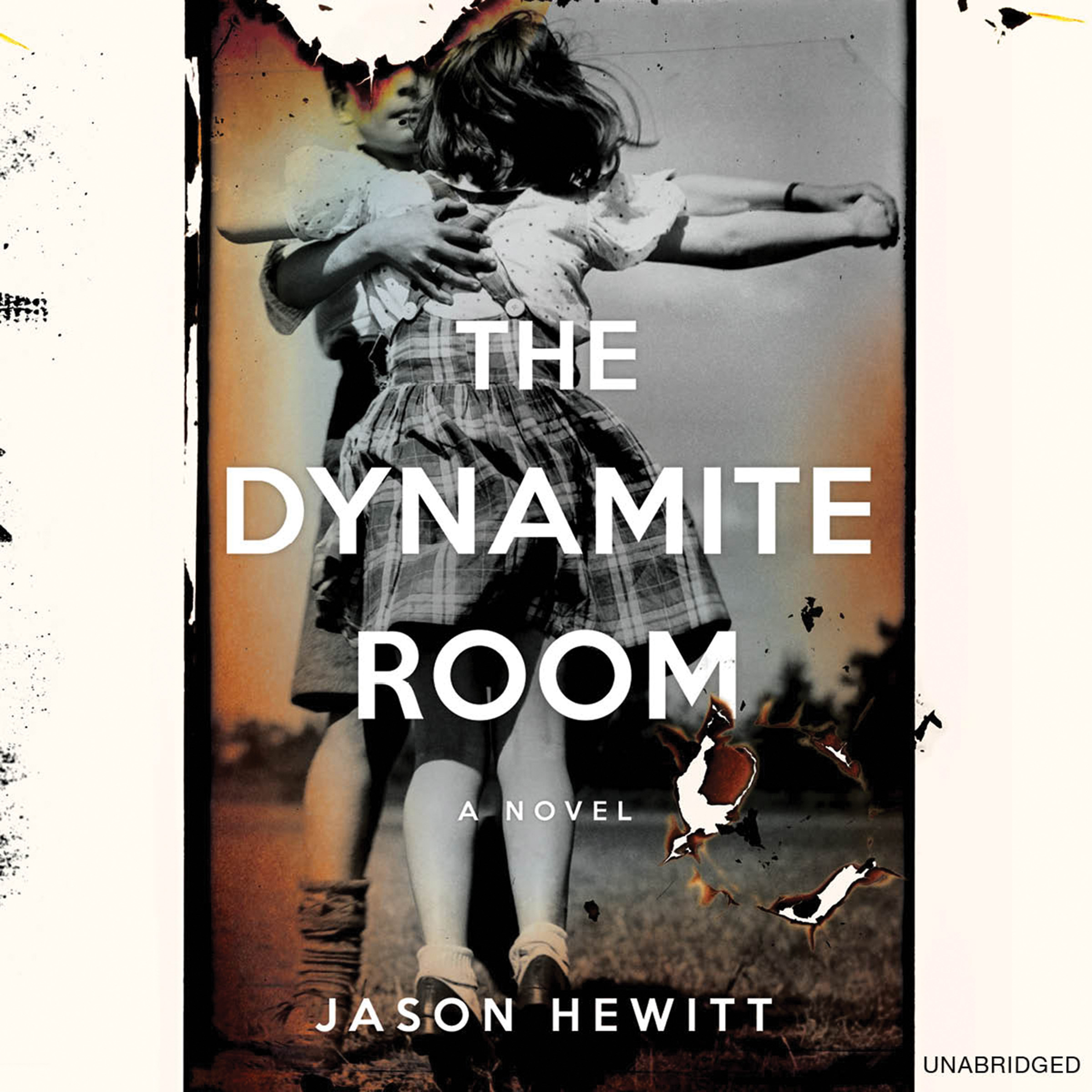 Printable The Dynamite Room: A Novel Audiobook Cover Art