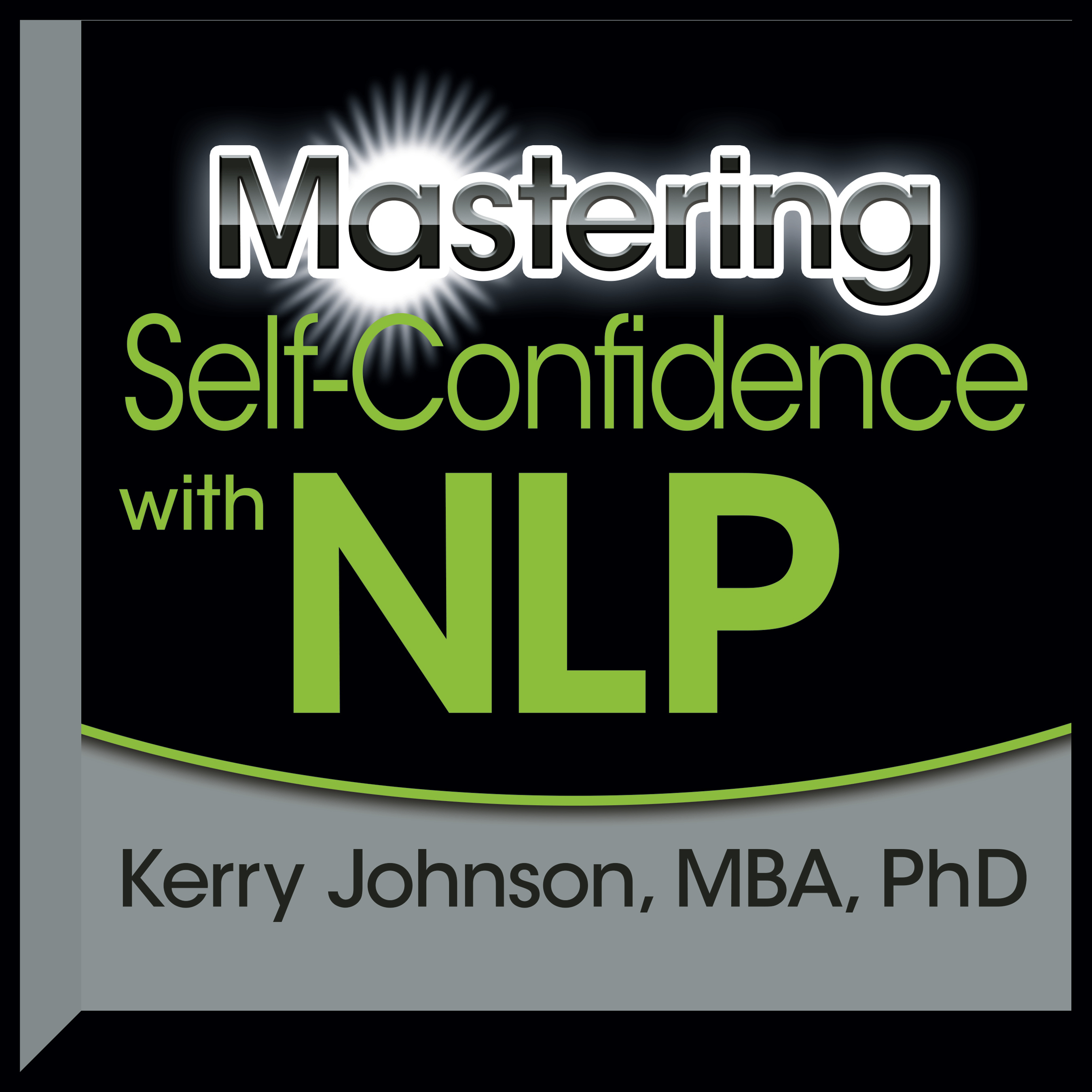 Printable Mastering Self-Confidence with NLP Audiobook Cover Art