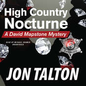 High Country Nocturne: A David Mapstone Mystery, by Jon Talton