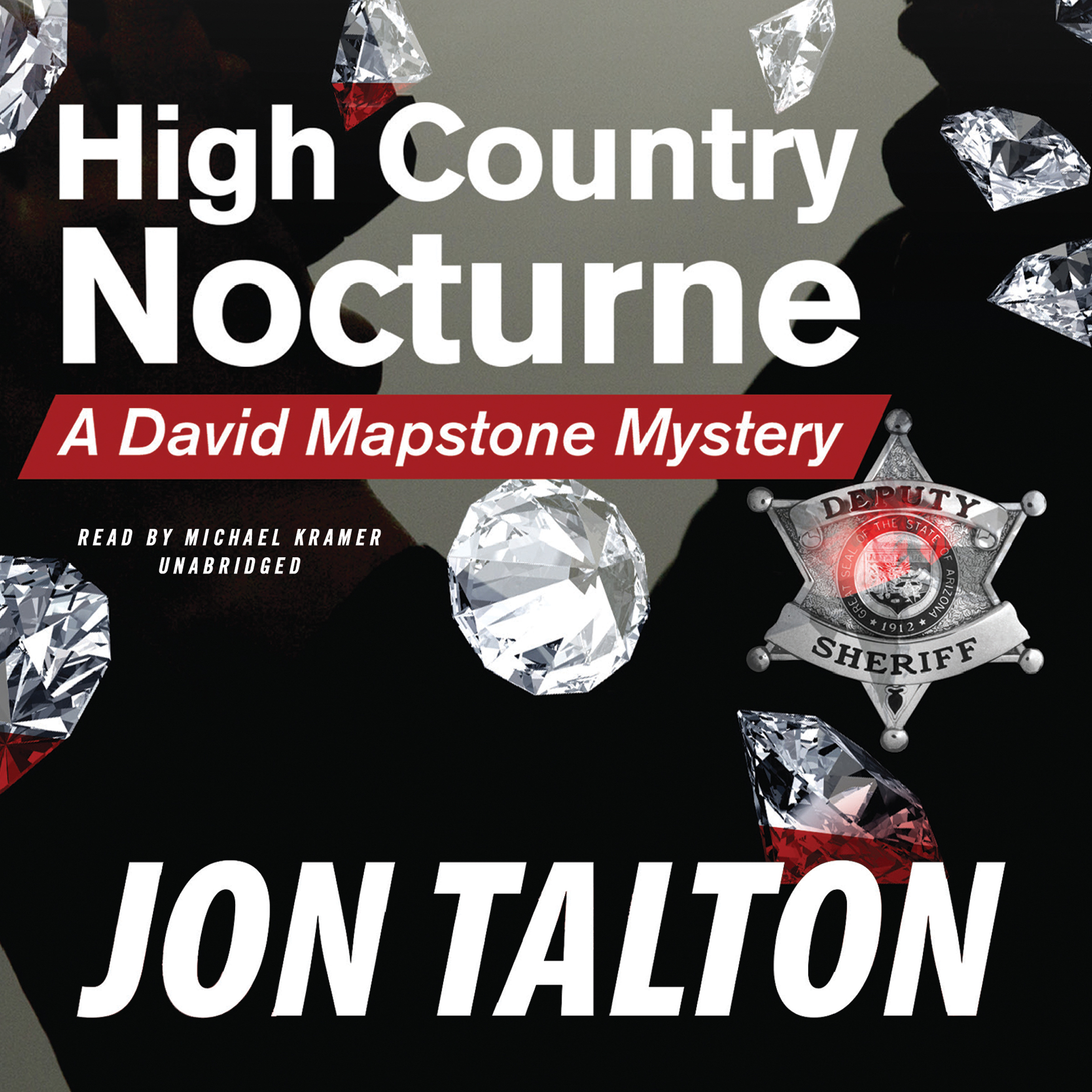 Printable High Country Nocturne: A David Mapstone Mystery Audiobook Cover Art