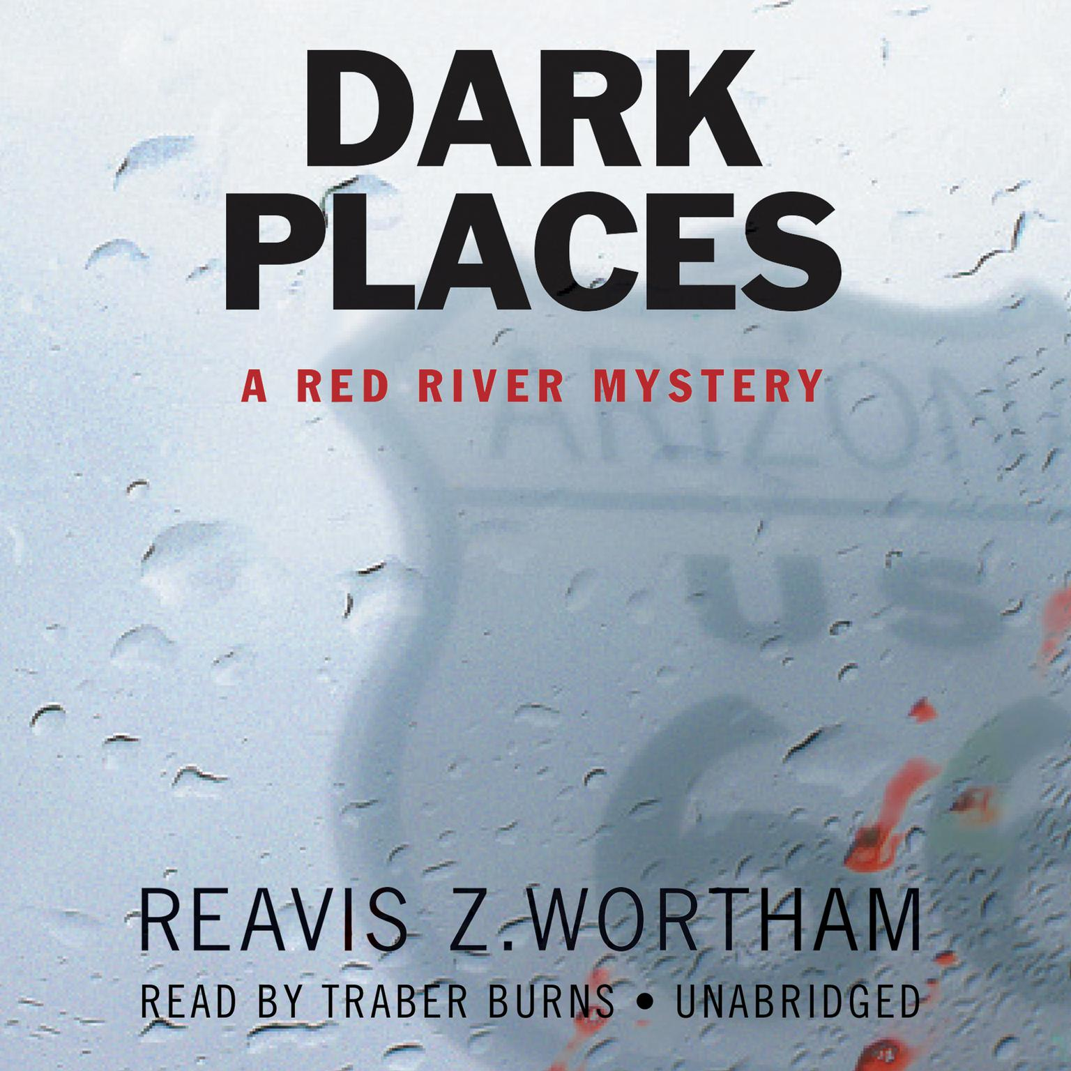 Printable Dark Places: A Red River Mystery Audiobook Cover Art