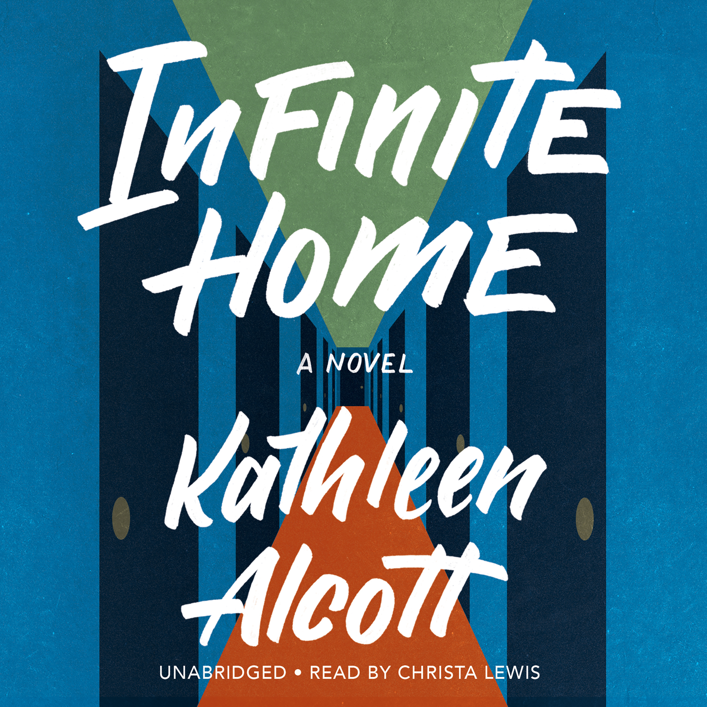 Printable Infinite Home Audiobook Cover Art