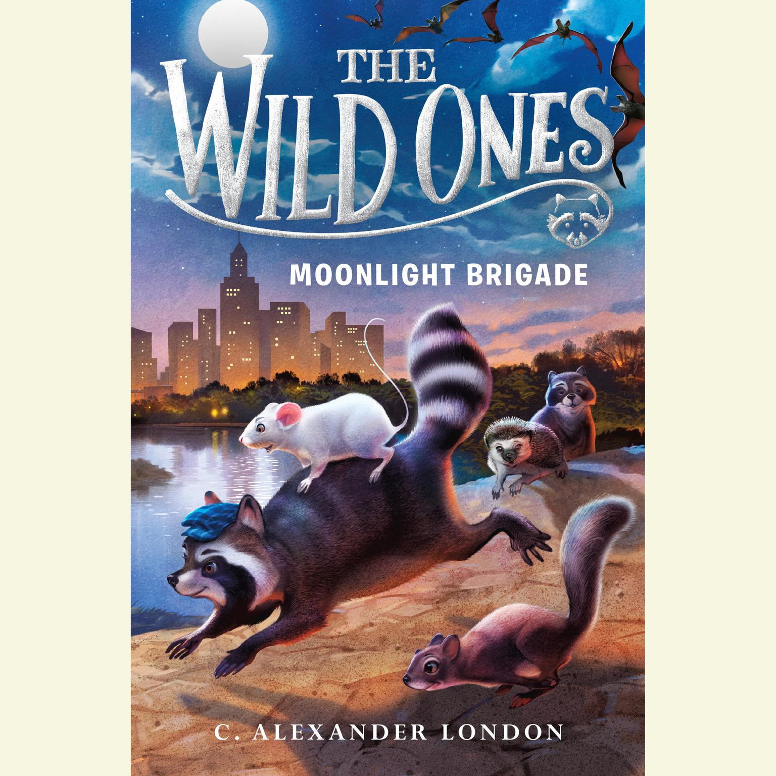 Printable The Wild Ones: Moonlight Brigade Audiobook Cover Art