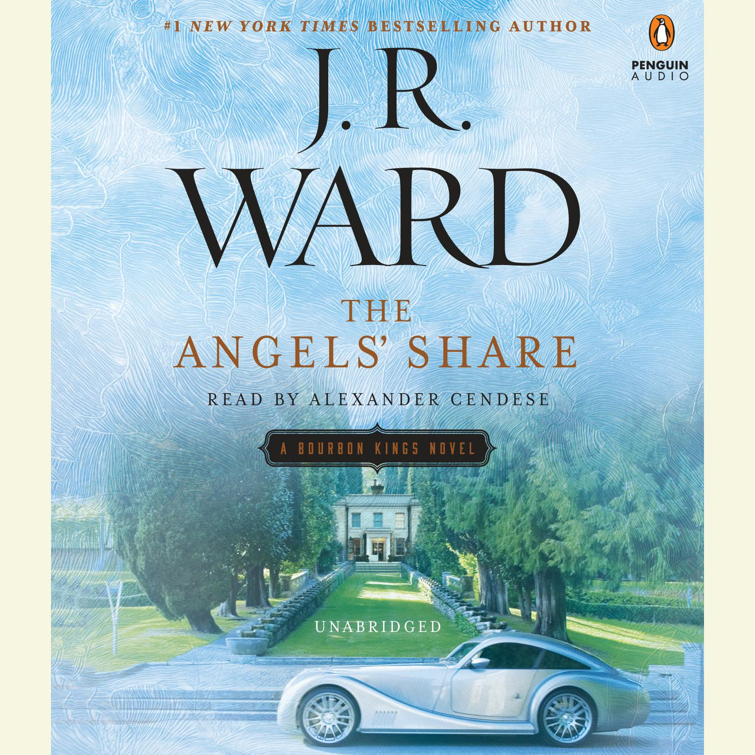 Printable The Angels' Share: A Bourbon Kings Novel Audiobook Cover Art