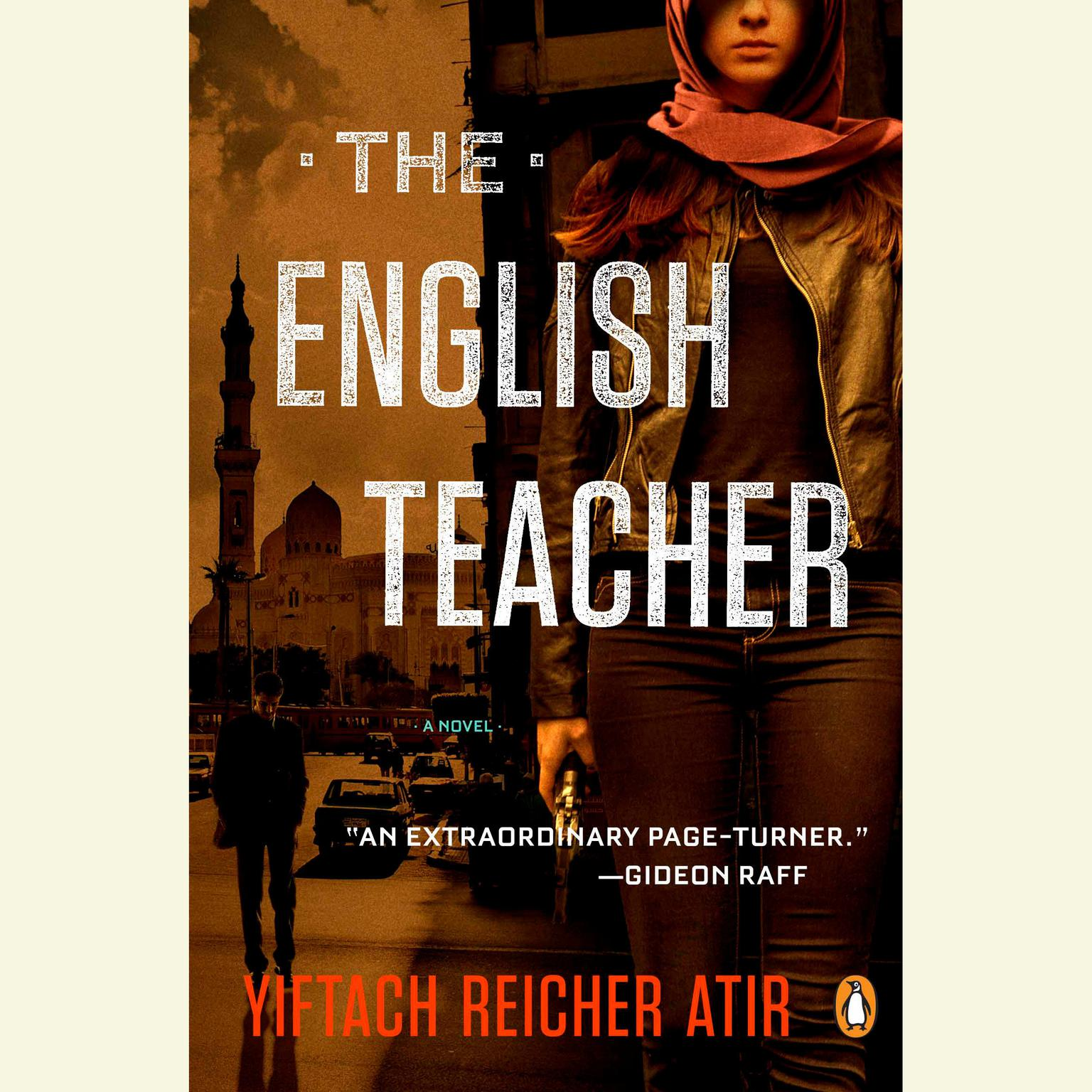 Printable The English Teacher: A Novel Audiobook Cover Art