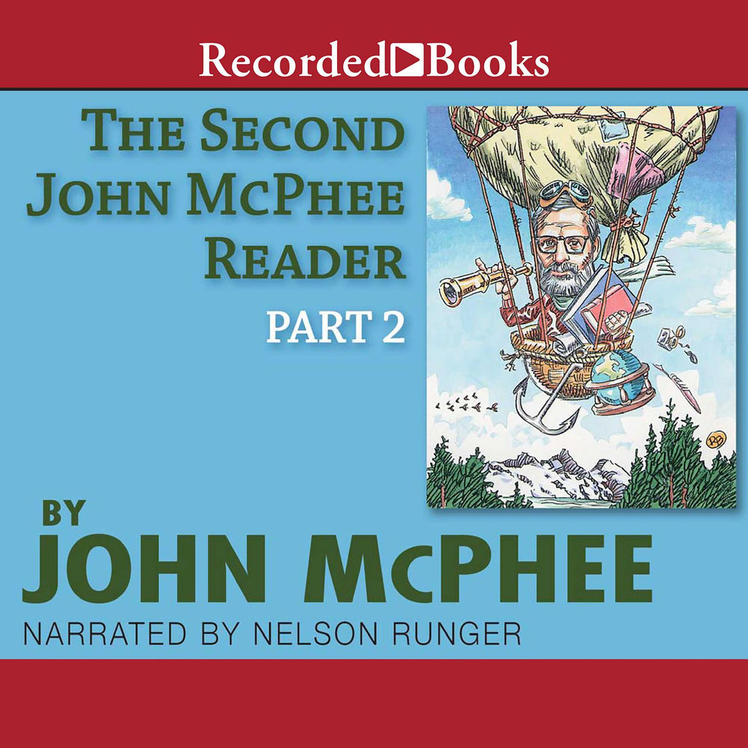 Printable The Second John McPhee Reader, Part Two Audiobook Cover Art