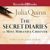 The Secret Diaries of Miss Miranda Cheever Audiobook, by Julia Quinn