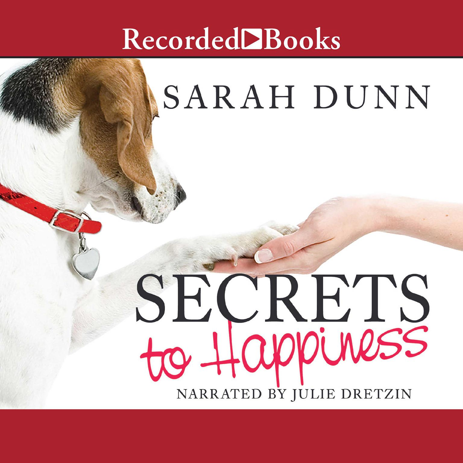 Printable Secrets to Happiness: A Novel Audiobook Cover Art