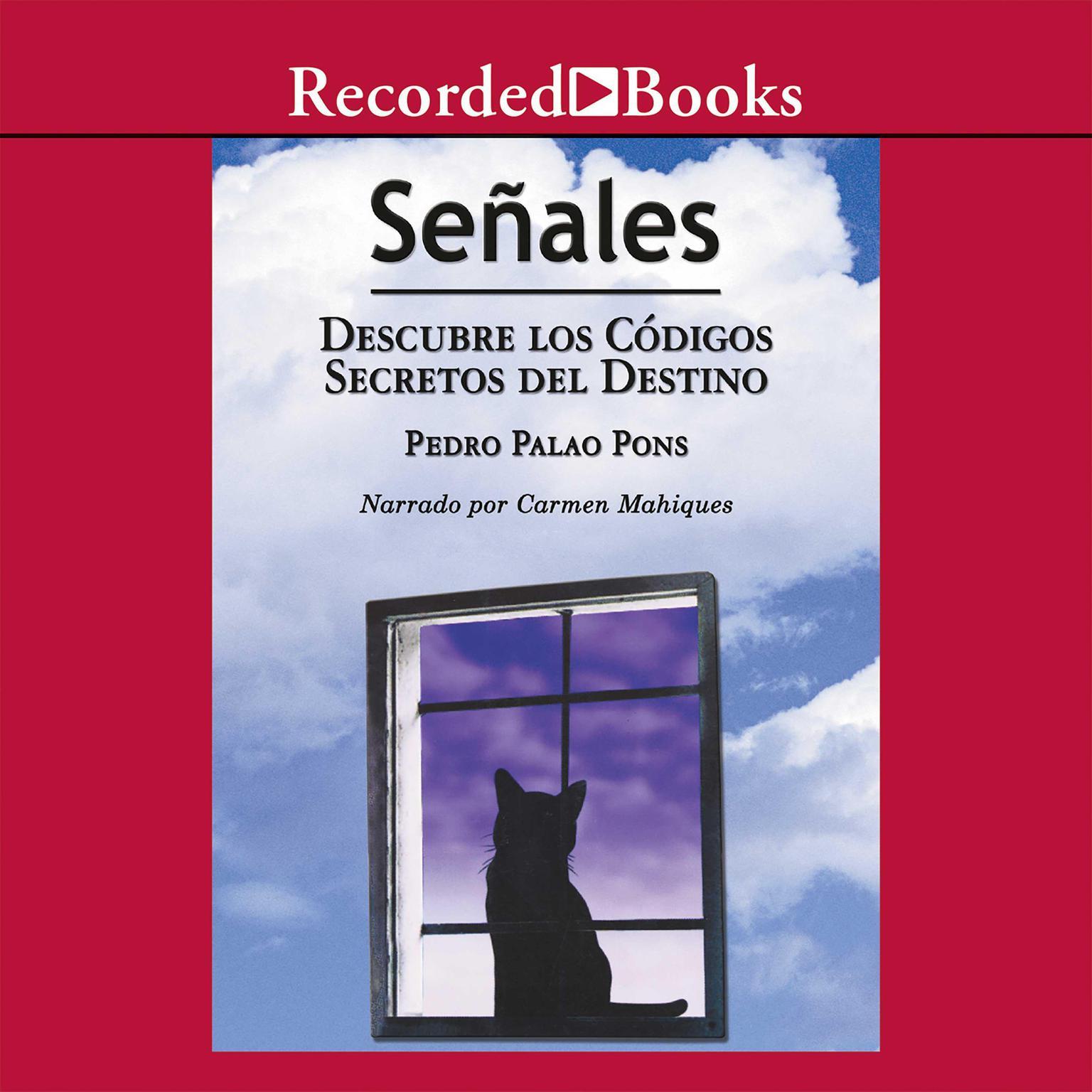 Printable Señales: Descubre los códigos secretos del destino Audiobook Cover Art