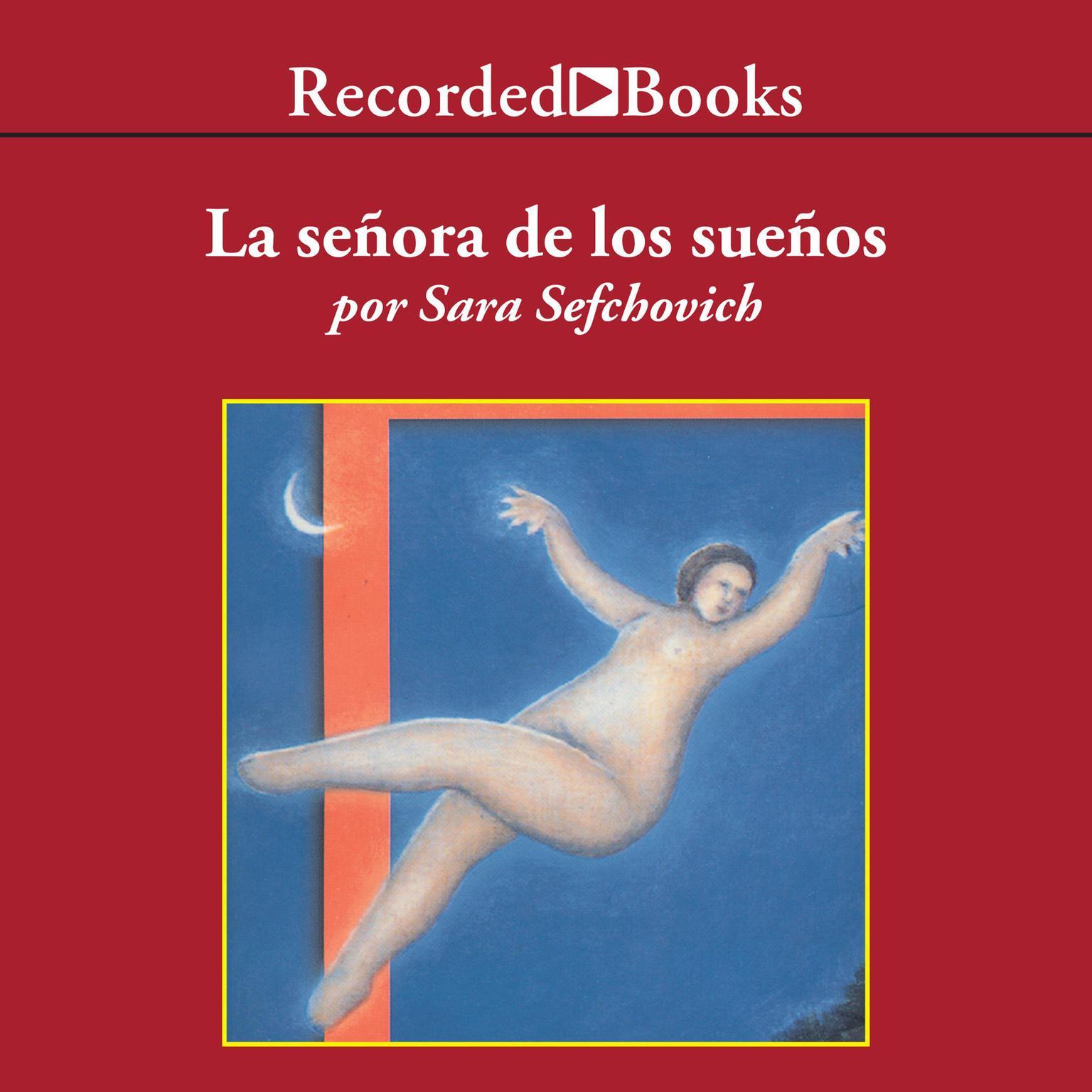 Printable La señora de los sueños Audiobook Cover Art