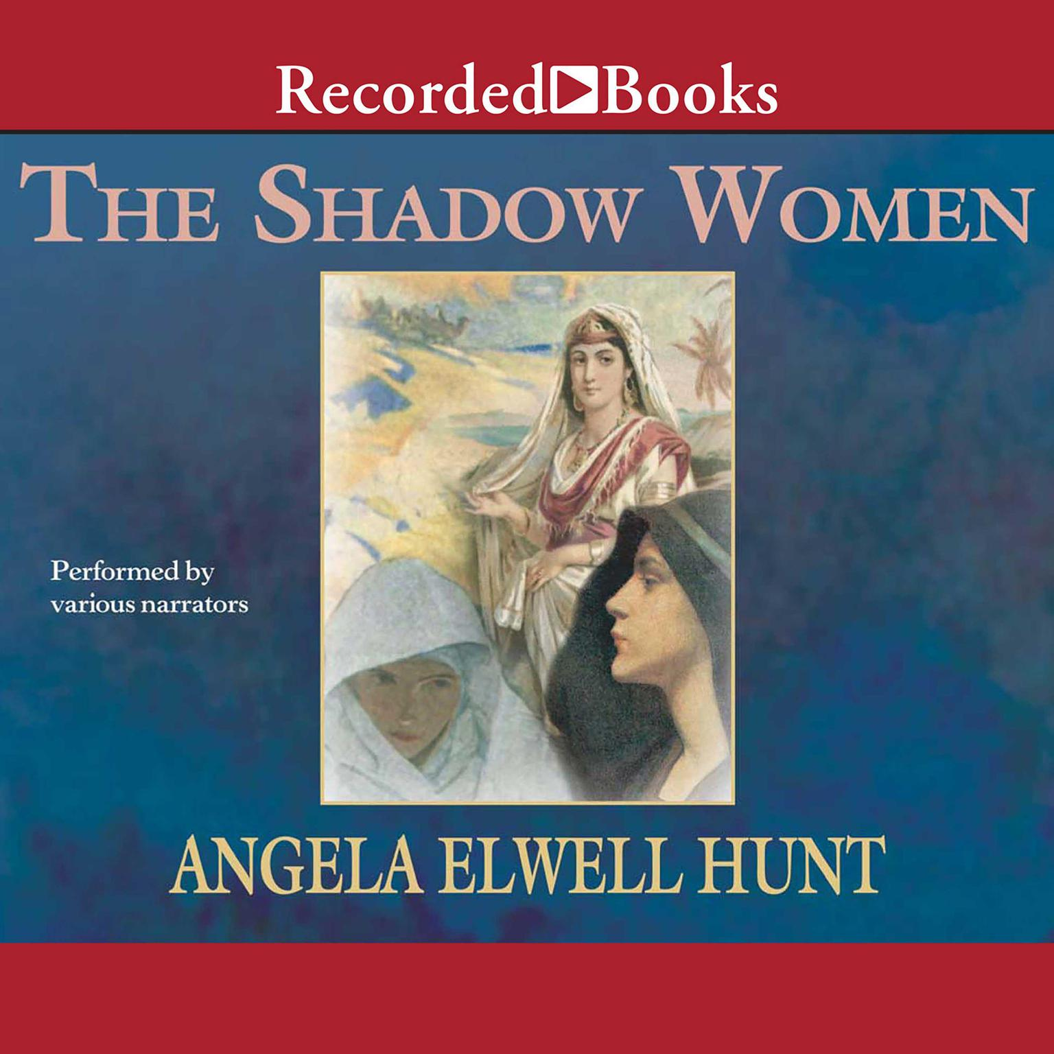 Printable The Shadow Women Audiobook Cover Art
