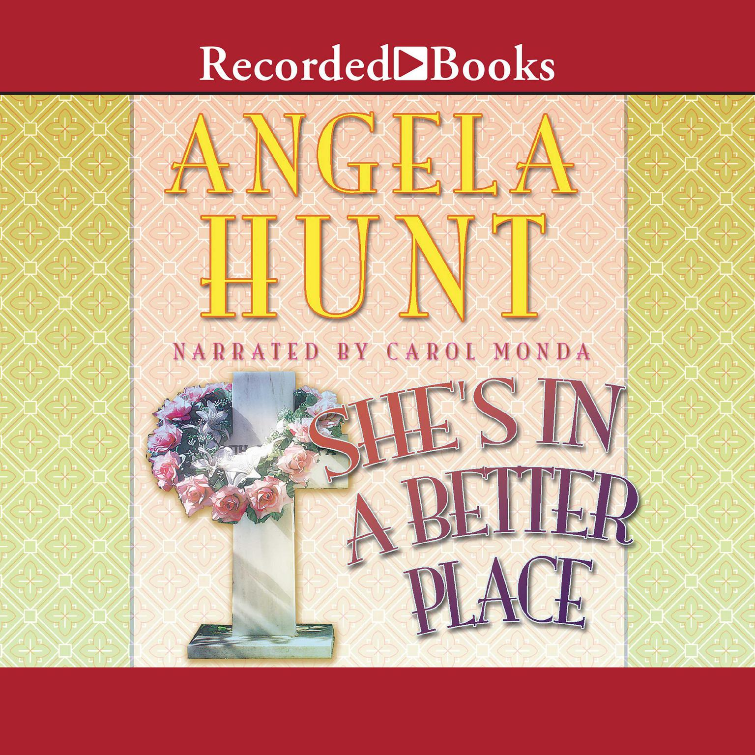 Printable She's in a Better Place Audiobook Cover Art