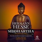 Siddhartha: New Translation by Joachim Neugroschel Audiobook, by Hermann Hesse