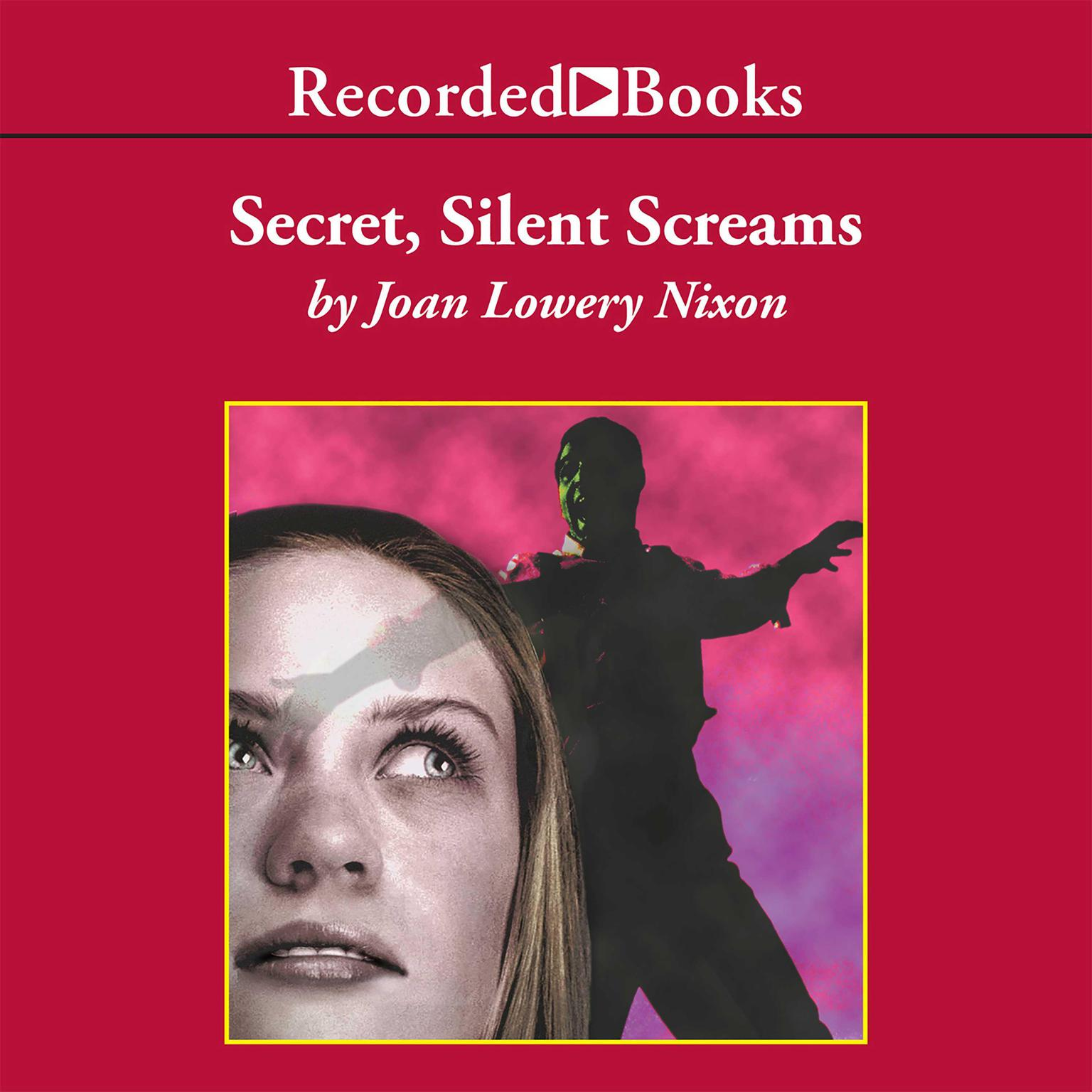 Printable Secret, Silent Screams Audiobook Cover Art