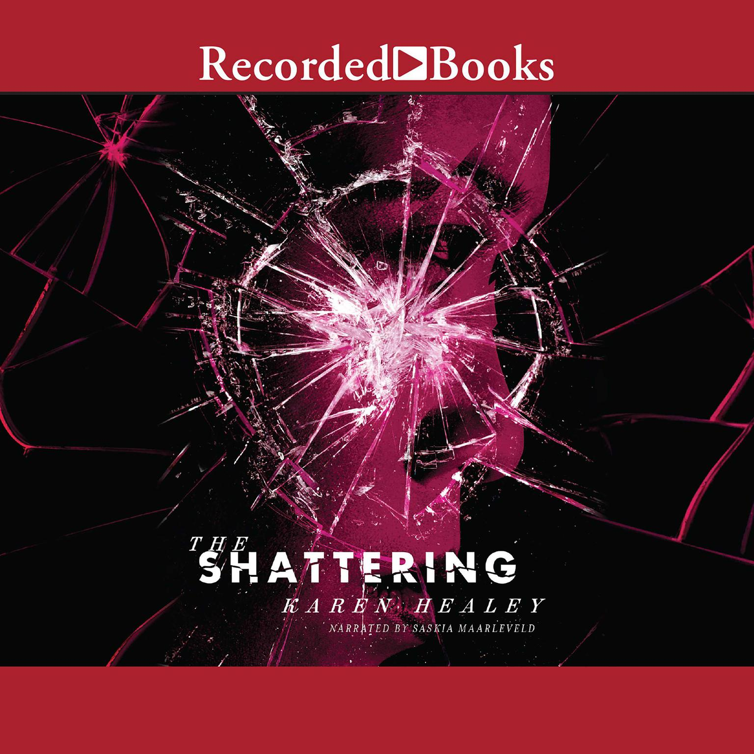 Printable The Shattering Audiobook Cover Art